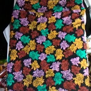 Lularoe 3xl skirt